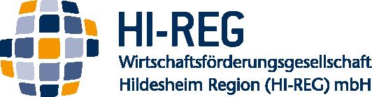 HI-REG Wirtschaftsförderung Hildesheim Retina Logo