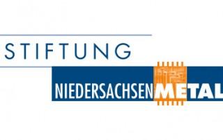 Logo Stiftung Niedersachsen Metall