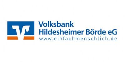 Logo Volksbank Hildesheimer-Börde