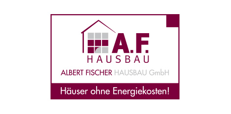 Logo Albert Fischer Hausbau