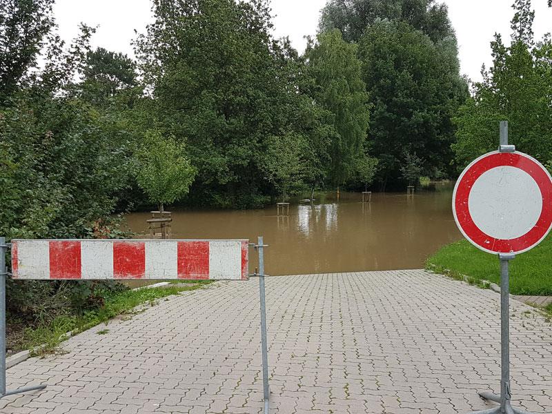 """Förderprogramm """"Hochwasserhilfe"""" für Unternehmen"""
