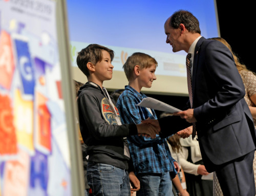 Jugend forscht begeistert große und kleine Forscher