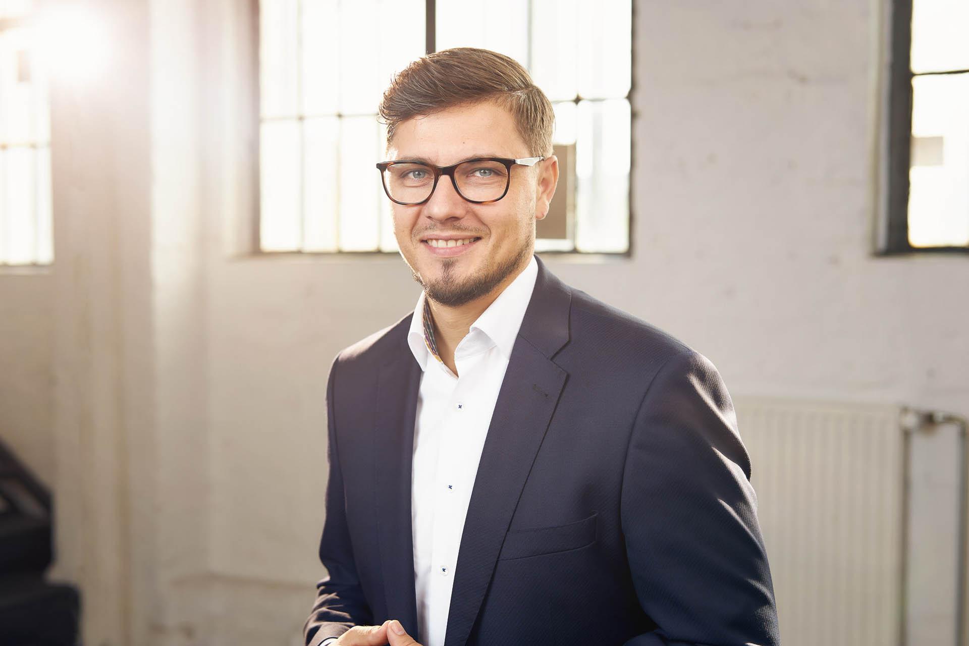 Portrait von Kai Weber
