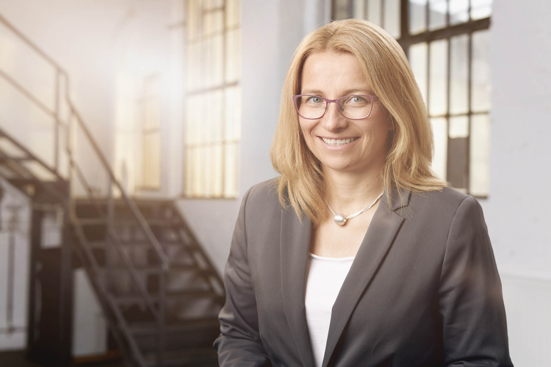 Portrait von Angelika Rimrodt