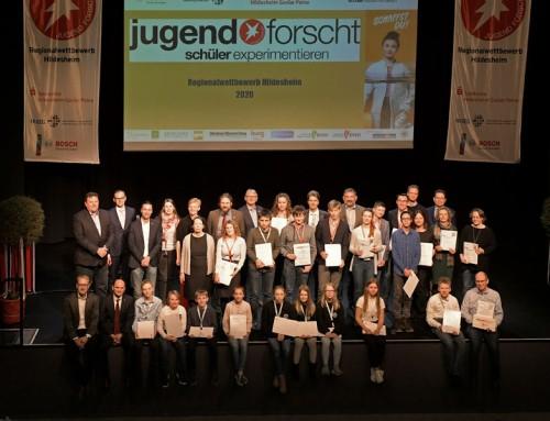 Jugend forscht Regionalwettbewerb in Hildesheim