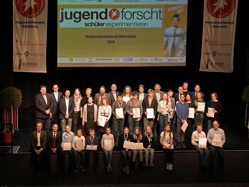 Jugend forscht Regionalwettbewerb Hildesheim