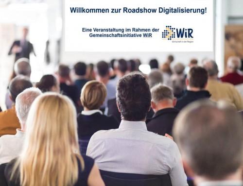 Roadshow Digitalisierung in der Stadt Bockenem gut besucht