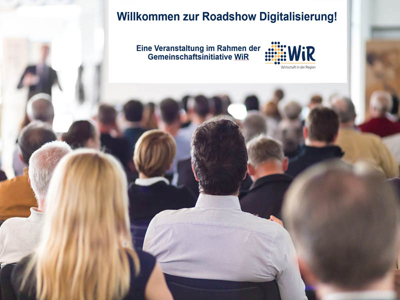 Roadshow Digitalisierung 2020