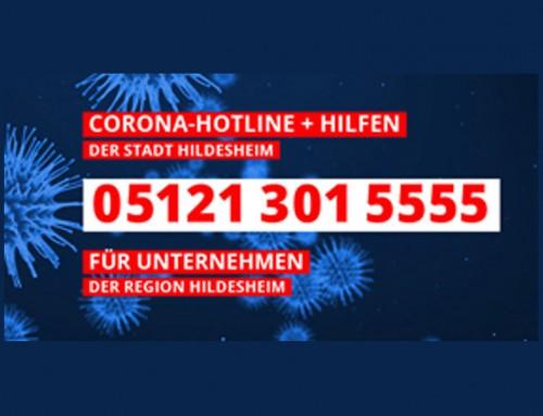 Corona: Hotline und Hilfen für Unternehmen