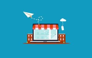 Online Marktplatz im Internet