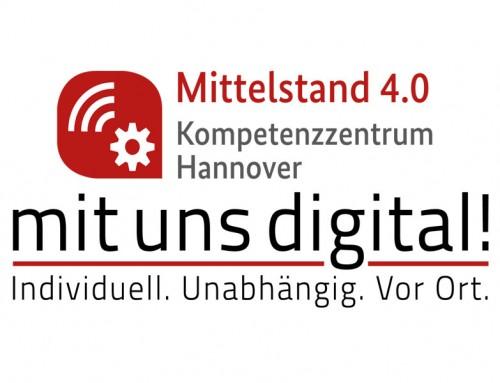 Digitale Unternehmersprechstunde von mit uns digital!