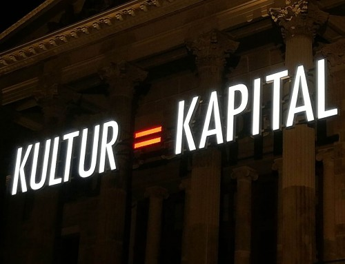 Online-Konferenz zu Kultur und Wirtschaft