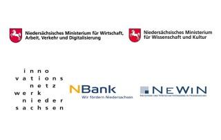 Logos der Partner der ZIM Kampagne