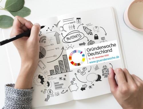Gründerwoche 2020: Gründen heißt Vielfalt